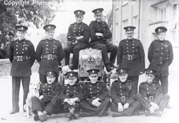 Firemen 1925